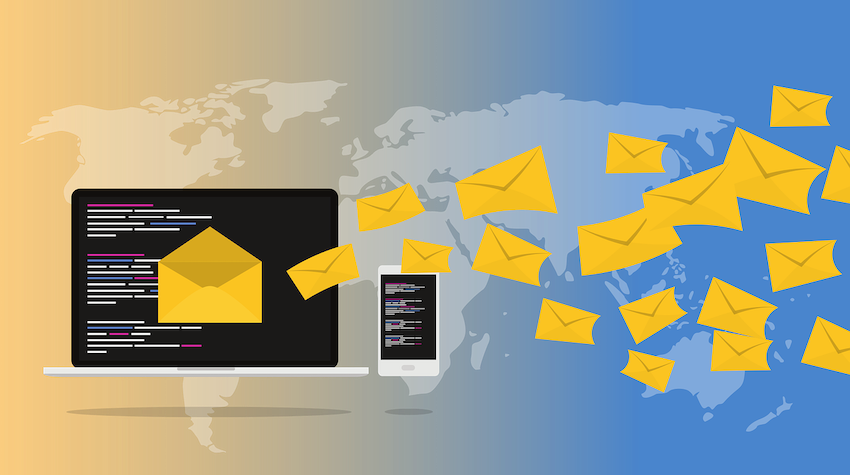 Characteristics of the Ecomail email box